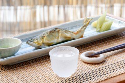 日本酒、つまみ