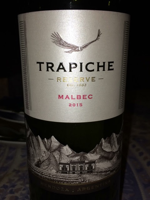 Trapiche Oal Cask Malbec 2015