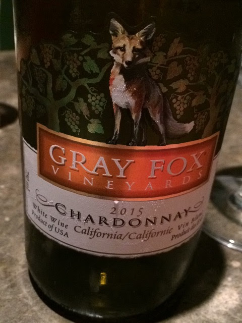 Foxmoor Vineyards Chardonnay 2015