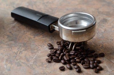 コーヒーで割ってみる