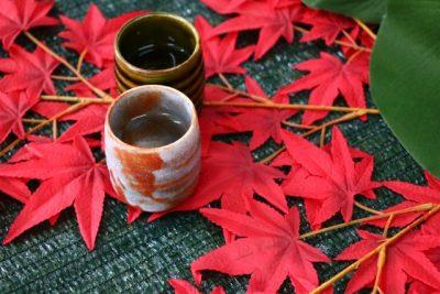 日本酒、秋