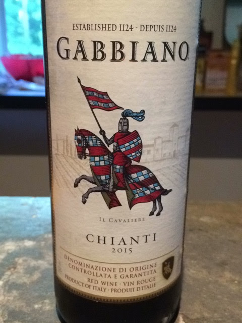Castillo do Gabbino Chianti 2015