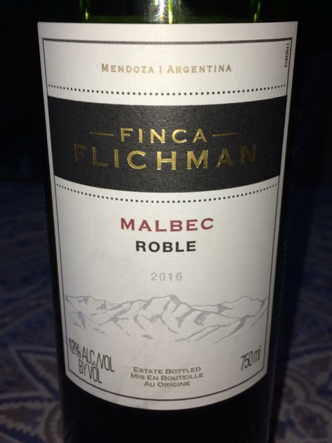 Finca Flichman Malbec Roble 2016