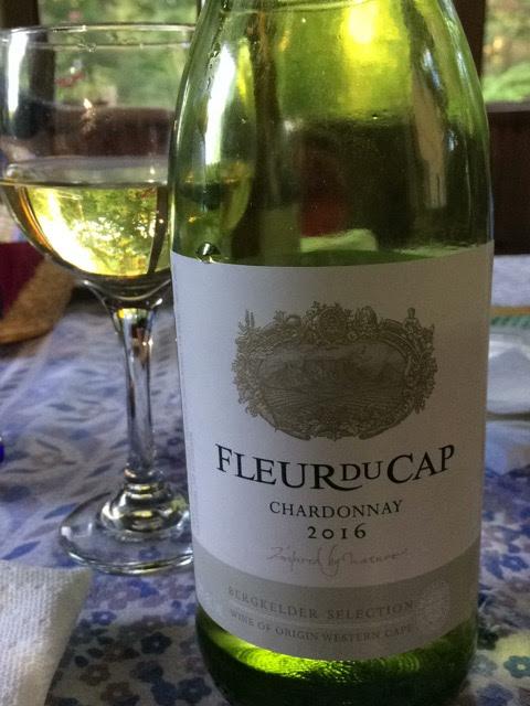 Fleur du Cap Bergkelder Selection Chardonnay 2016