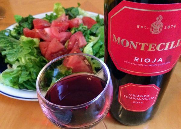 Montecillo Rioja Crianza 2014