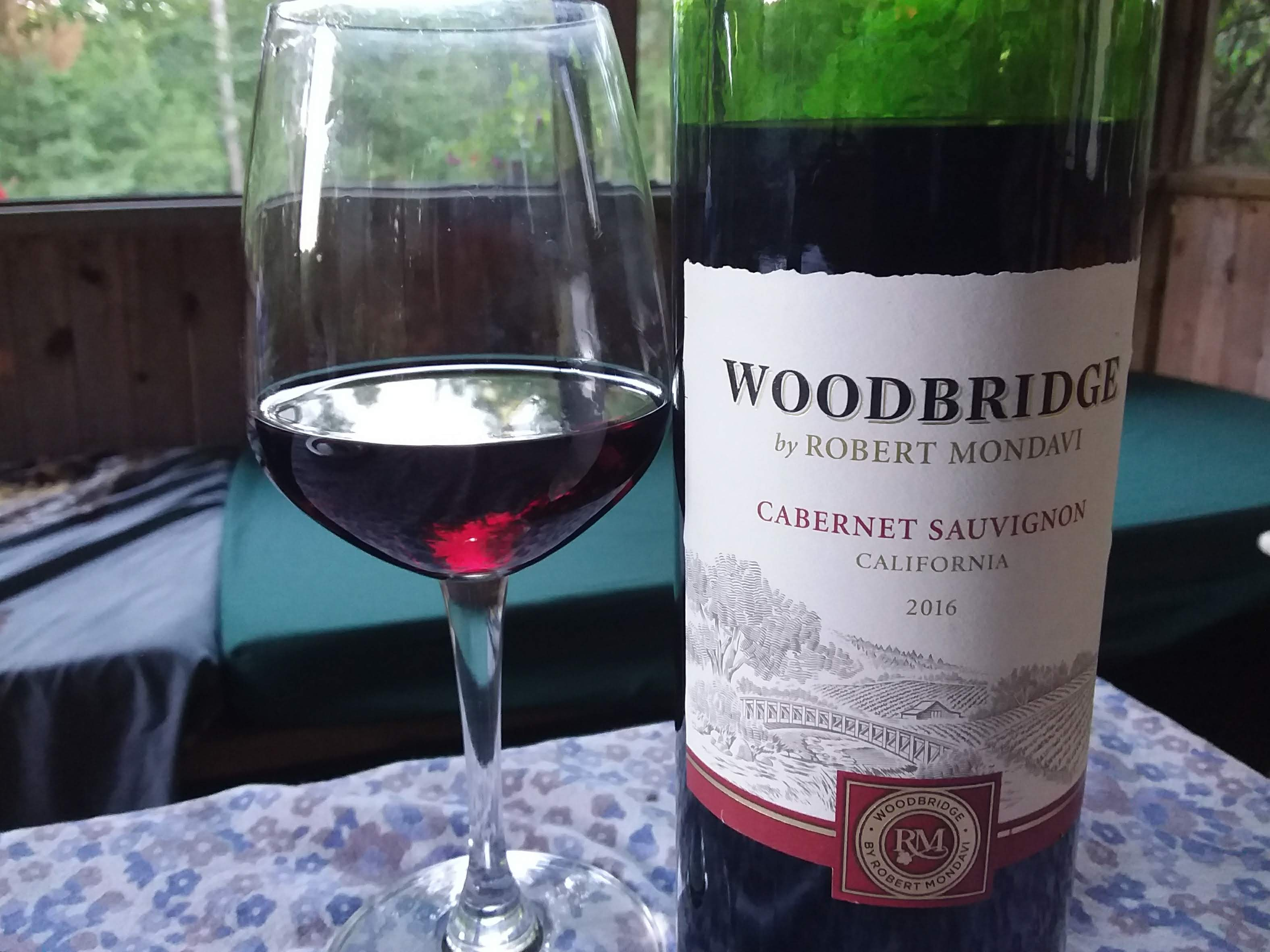 Woodbridge by Robert Mondavi Cabernet Sauvignon 2016