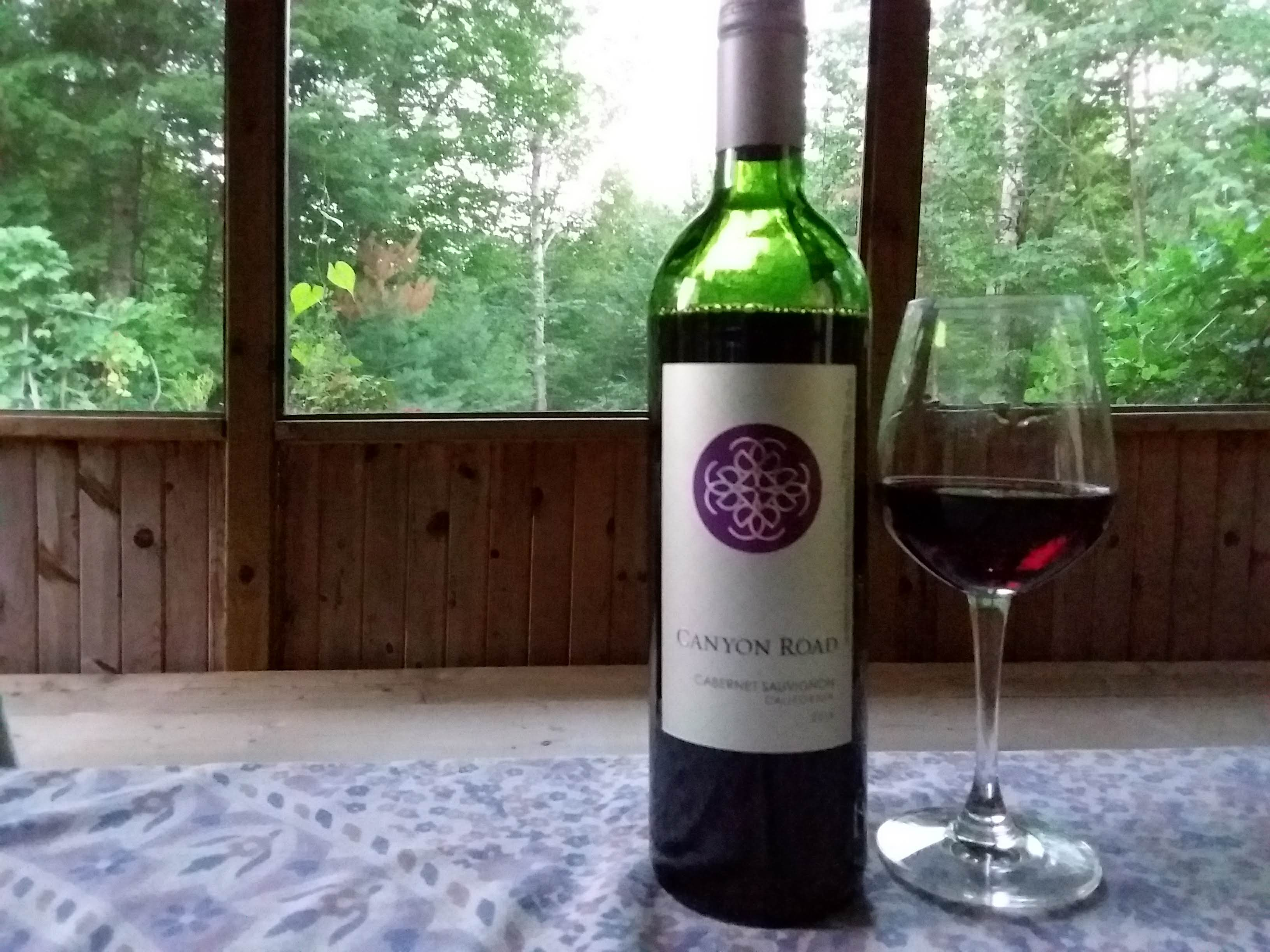 Canyon Road Cabernet Sauvignon 2016
