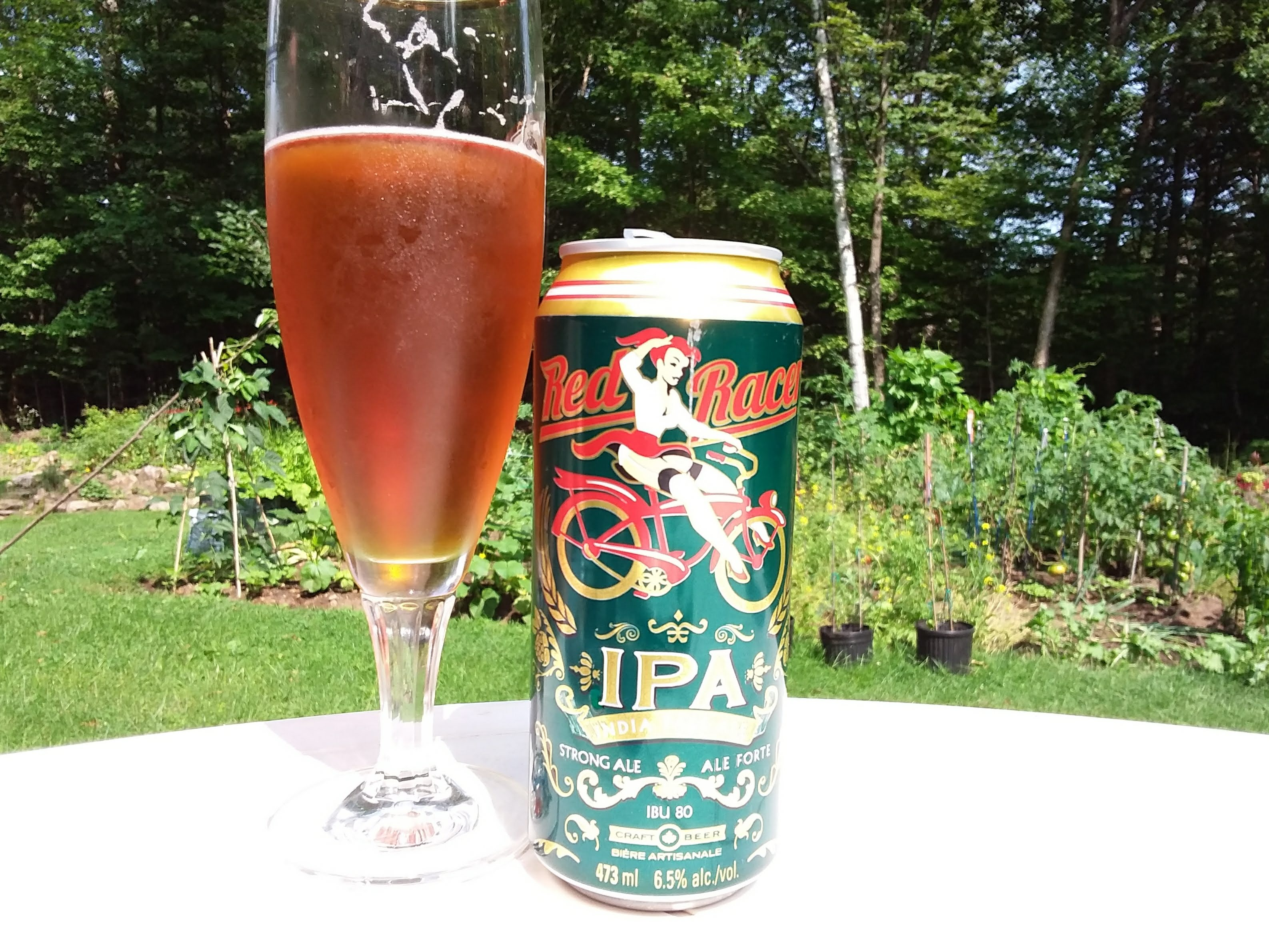 カナダRed Racer IPA